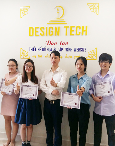 Khóa học thiết kế đồ họa tại Hà Nội và TP Hồ Chí Minh