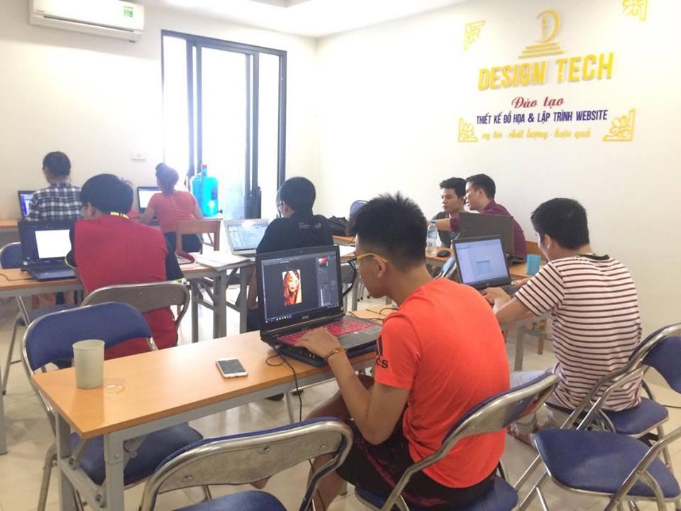 Trung tâm đào tạo thiết kế đồ họa tại Sóc Sơn