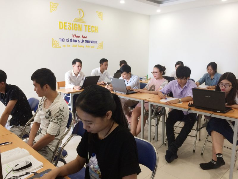 Học thiết kế đồ họa ở đâu tại Thanh Xuân
