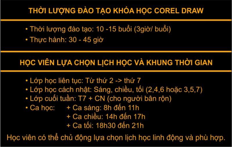 Trung tâm dạy học corel chất lượng tại Hà Nội