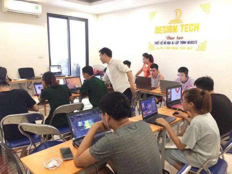Khóa học 3Ds max tại Hoàng Mai