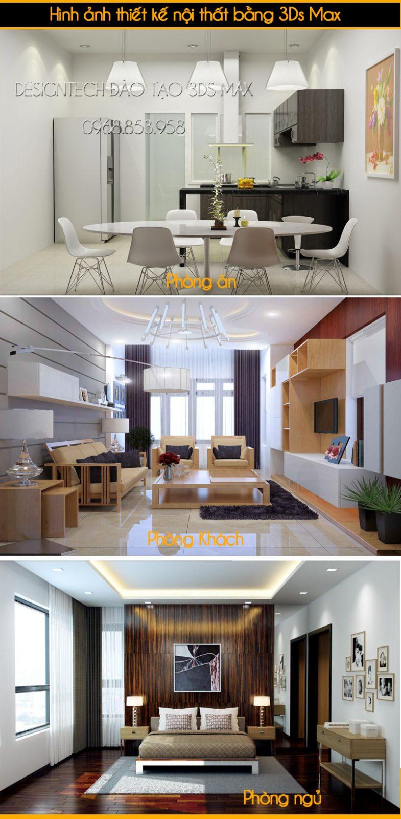 Khóa học đồ họa kiến trúc ở tại Tây Hồ Hà Nội