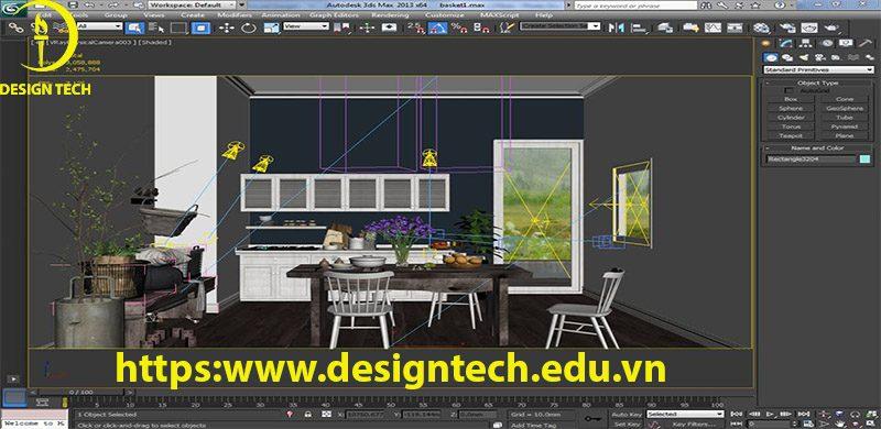 Đào tạo thiết kế đồ họa tại Ba Đình Hà Nội