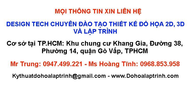 Học photoshop tại Bình Tân tphcm