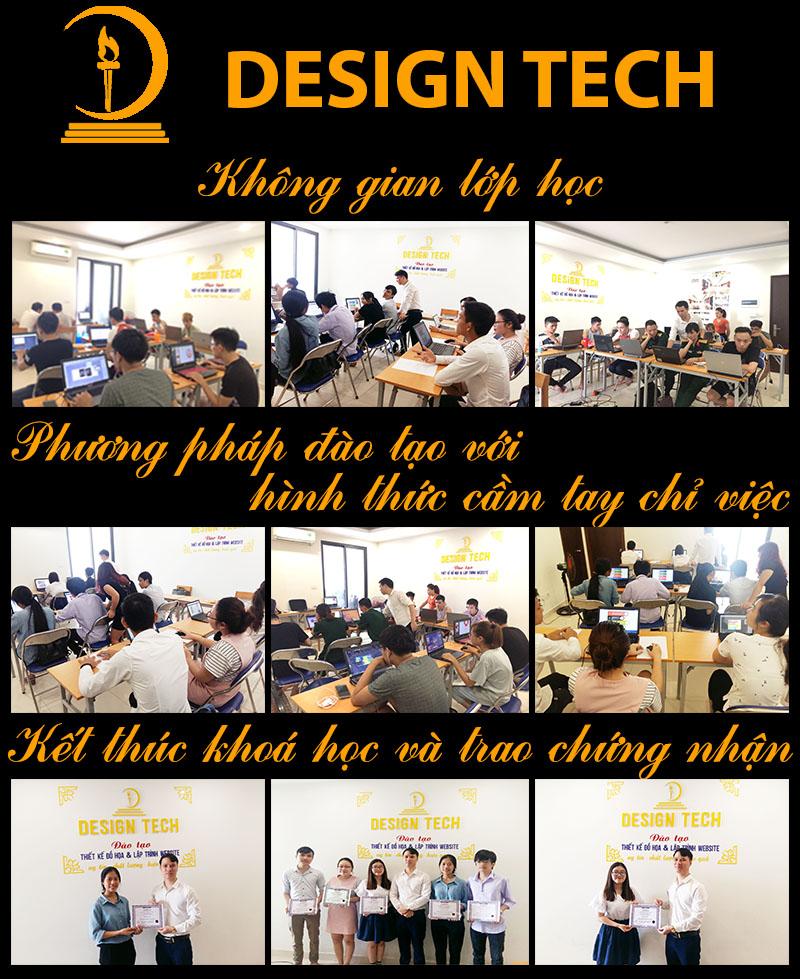 Khóa học photoshop tại Vĩnh Long