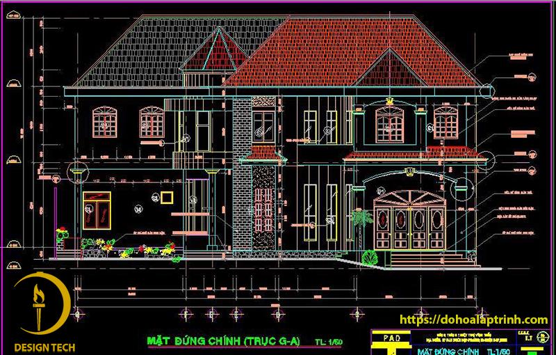 Khóa học đồ họa kiến trúc ở tại Gò Vấp TPHCM