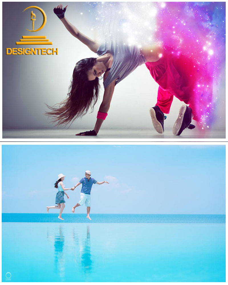Khóa học photoshop tại Kiên Giang