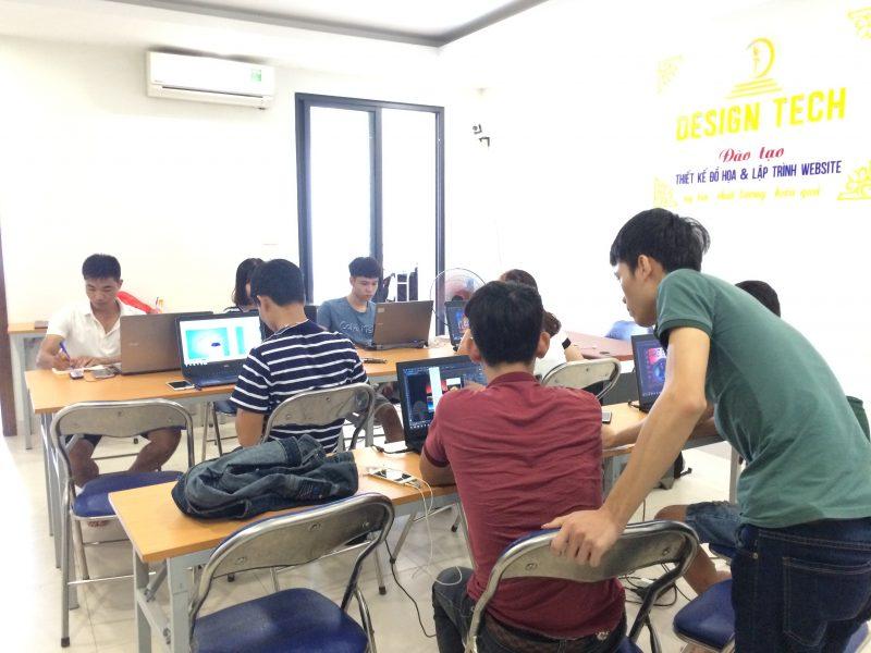 Khóa học thiết kế đồ họa tại tphcm