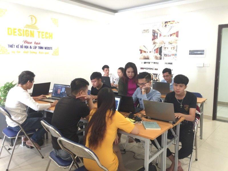 Đào tạo thiết kế đồ họa tại Tân Phú tphcm