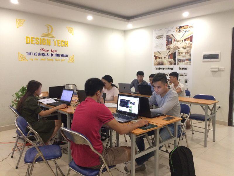 Khóa học đồ họa kiến trúc ở tại Bình Thạnh TPHCM