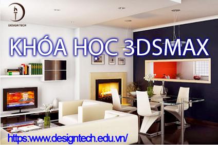Đào tạo thiết kế nội thất, ngoại thất với phần mềm 3ds max