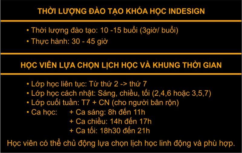 Học thiết kế dàn trang indesign tại Hà Nội